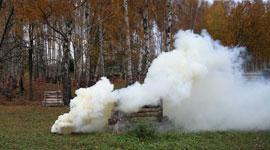 Как сделать дымовую шашку