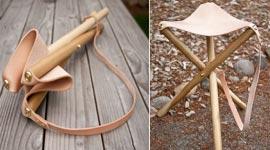 самодельный раскладной стульчик для рыбалки