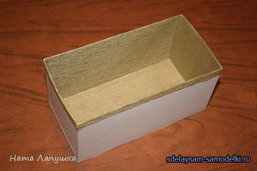 Peito de guardanapo de papelão e de madeira