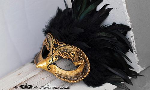 Изготовление маски своими руками фото