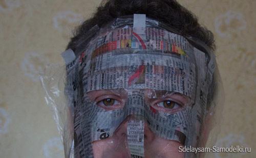 как сделать чёрную маску в фотошоп