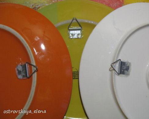 Декоративные тарелки на стену преображаем стены! (30)