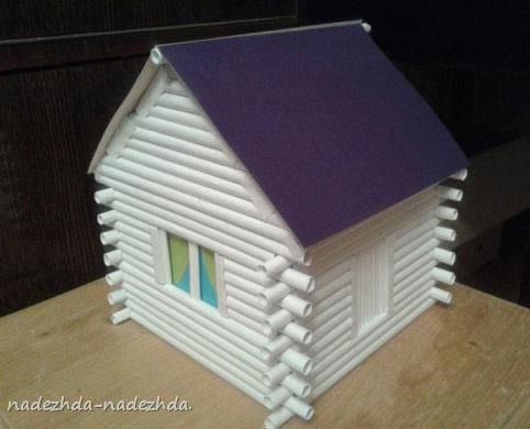 Поделки домом своими руками из бумаги
